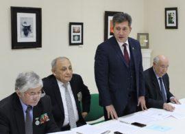 2-е заседание Президиума Объединения 11.04.2016г