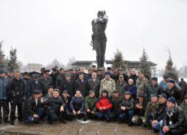 Объединение «VETERAN»  отметило День вывода Советских войск из Афганистана