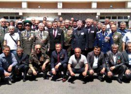 Праздник для ветеранов при поддержке УзЛиДеП