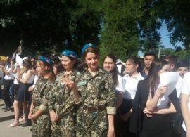 Яркое выступление воспитанников ВСГ в Ташкентской школе