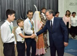 Шавкат Мирзиёев: Ўзбекистондаги ҳар бир одам мен учун қадрли