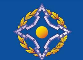 ОДКБ флаг