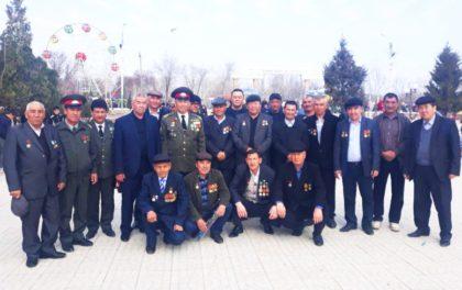 Ветераны мини