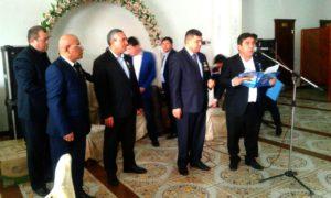 10 марта Коканд Муминхон Ходжаев поздравл коор