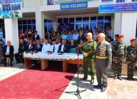 По всему Узбекистану продолжаются предпраздничные мероприятия