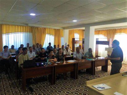 семинар мини